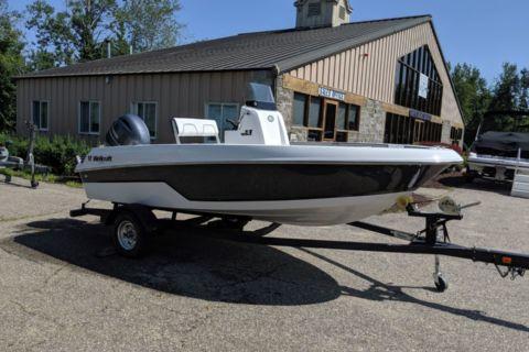 2020 Wellcraft 162 Fisherman