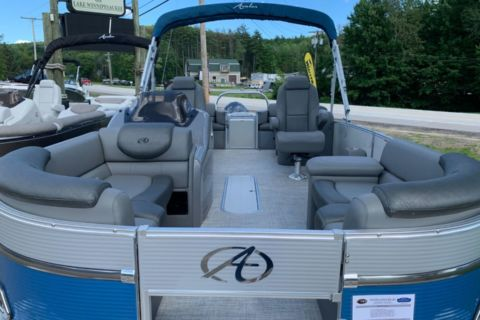 2020 Avalon Catalina Quad Lounger 21′