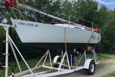 1991 J Boats J/22