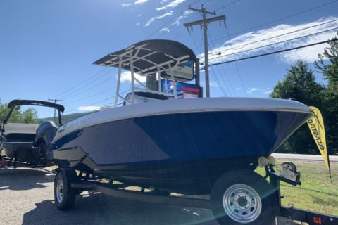 2021 Wellcraft 182 Fisherman