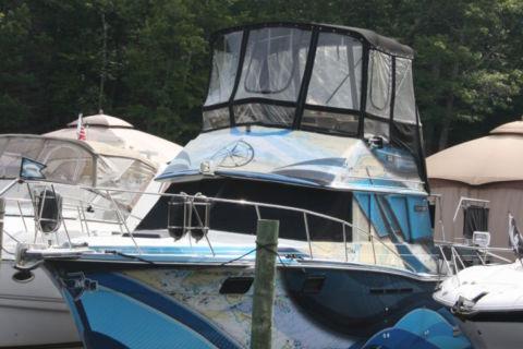 1988 Carver 3207 Aft Cabin Motor Yacht