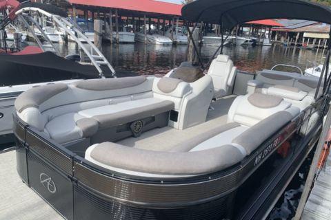 2020 Avalon Catalina Cruise 25′